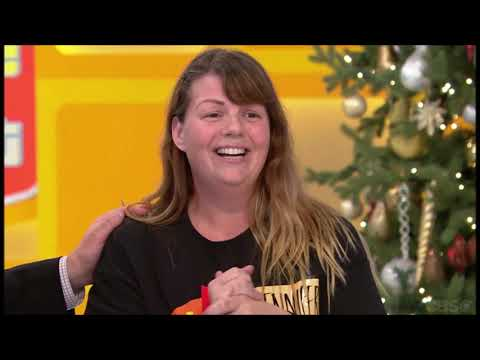 Lady Blaze Wins The Price Is Right December 18th 2017 Screen Shots Slide Show