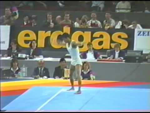 1989 World Gymnastics Championships - EF - Home Video