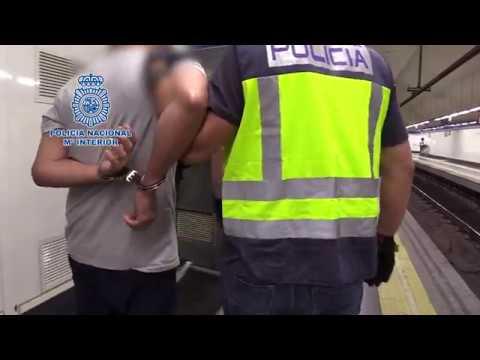 La Policía Nacional detiene en Madrid a uno de los mayores depredadores de la intimidad de mujeres
