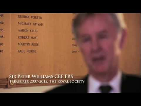 Royal Society support for innovation and industry