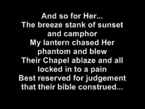 Cradle of filth - Her ghost in the fog with lyrics