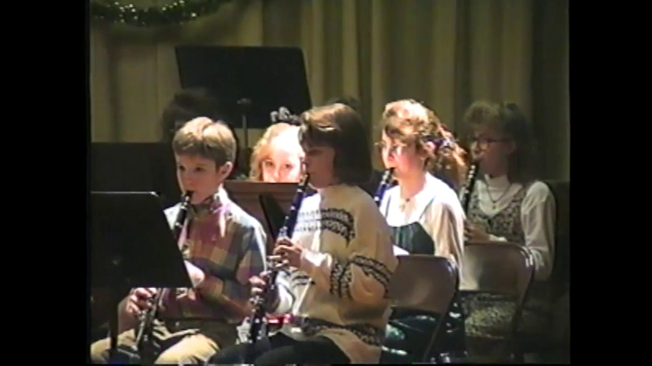 Beekmantown Central Band  12-8-94