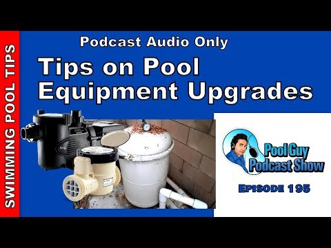 Tips On Upgrading Your Pool Equipment