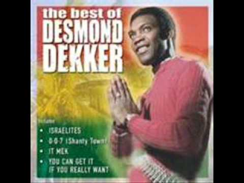 Desmond Dekker & the Aces - Take me back to Africa