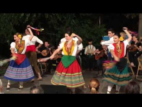 Fandango de Murtas. Coros y Danzas de Granada