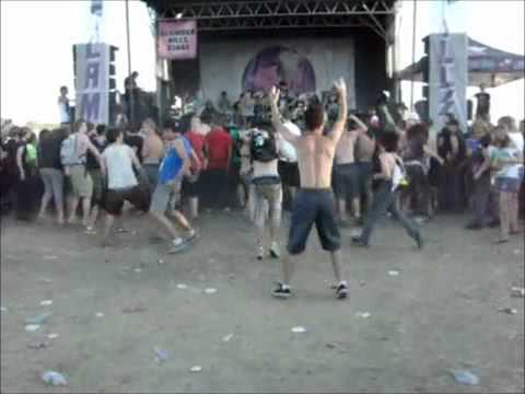 Best Mosh Pit Ever (IWABO-Tastes Like Kevin Bacon)