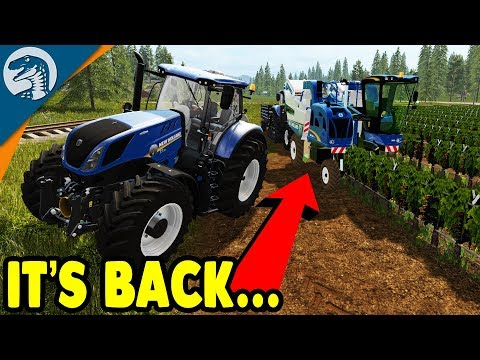 EPIC NEW FARM EQUIPMENT, A NEW FAVORITE | Farming Simulator 17 Multiplayer Gameplay