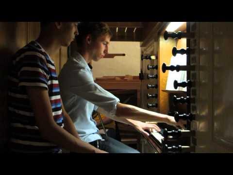'Groot is Uw trouw o Heer' Improvisatie met samenzang - Hervormde kerk Beekbergen