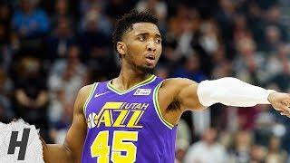 New Orleans Pelicans vs Utah Jazz - Full Game Highlights | March 4, 2019 | 2018-19 NBA Season