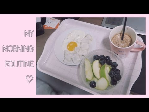 MORNING ROUTINE //
