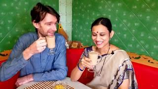 Готовим настоящий Индийский ЧАЙ. Индийский чай на молоке
