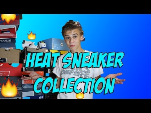 MY SNEAKER COLLECTION (OLD) (NEW 2016 IN DESCRIPTION)
