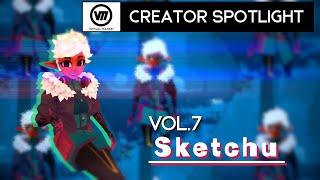 "【Vket】CreatorSpotlight Vol.7 ""sketchu"""