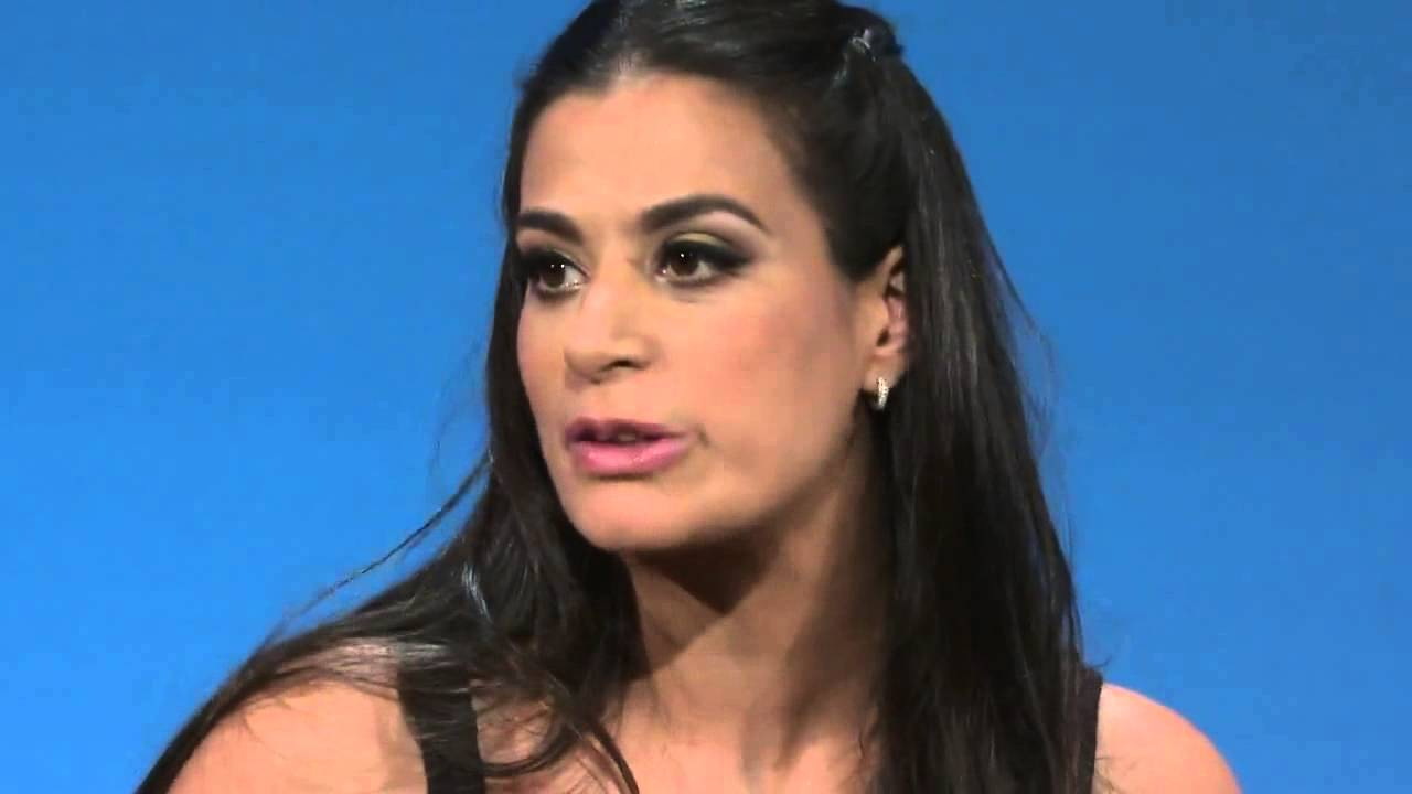 Maysoon Zayid I got 99 problems....palsy is just one - YouTube