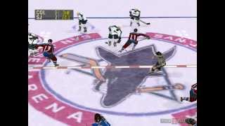NHL FaceOff 99 - Gameplay PSX / PS1 / PS One / HD 720P (Epsxe)