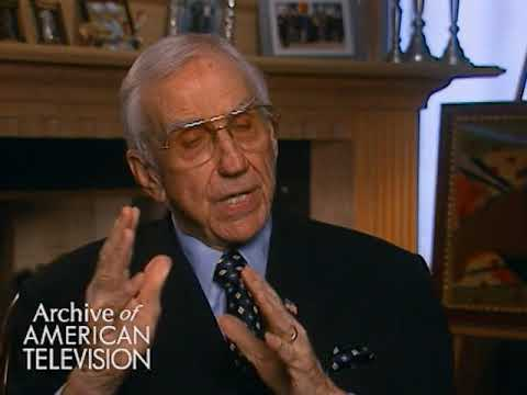 """Ed McMahon on maintaining the live television atmosphere on """"The Tonight Show"""""""