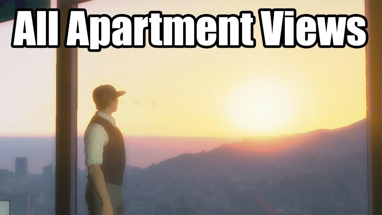 gta online high end apartment views apartments with 10 car