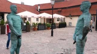 pissing men of Prague Писающие мальчики Праги