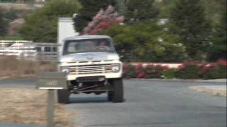 1ST Run Outside With the 1962 6.0 Ford Powerstroke House of Diesel