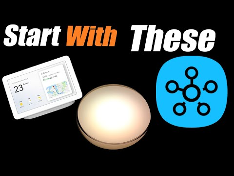 The Top 5 Products To Start Your Smart Home With