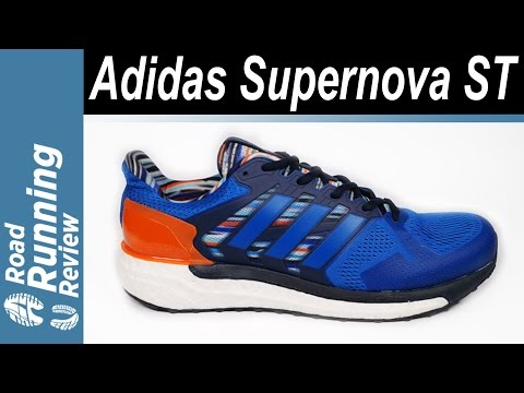 Detectable look in Expect it  Adidas Supernova ST Review - YouTube