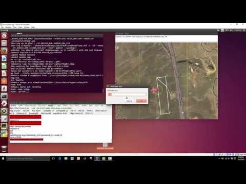 EE480 Drone Simulator Demo 1 by Kevin Casagrande