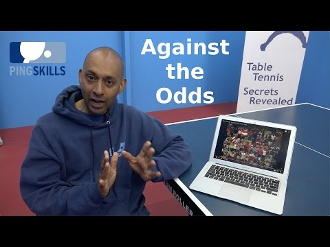 Against the Odds   Table Tennis