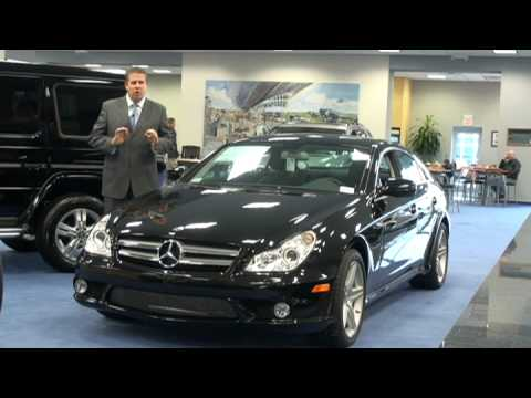 Ray catena mercedes union 2009 cls550 youtube for Ray catena mercedes benz union