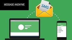 Envoyer des sms gratuit anonyme depuis votre ordinateur (monde entier )