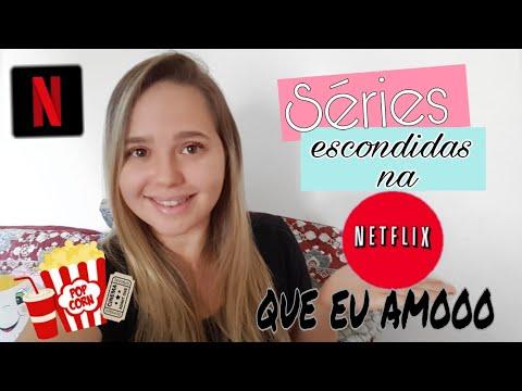 SÉRIES escondidas na NETFLIX que amei - Camila Costa