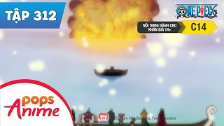 One Piece Tập 312 - Cám Ơn Cậu Nhiều Lắm Merry! Tuyết Đầu Mùa Rơi Buổi Từ Biệt - Phim Đảo Hải Tặc