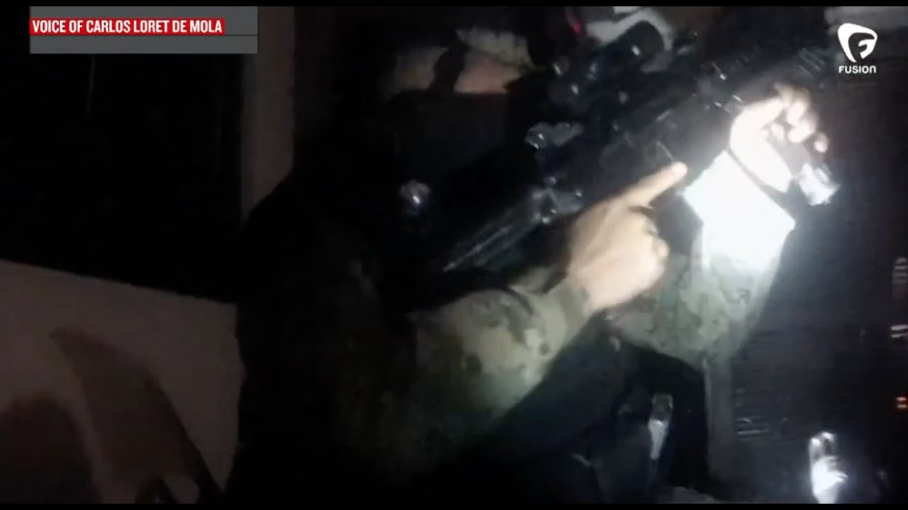 El chapo inside operation quot black swan quot real footage youtube