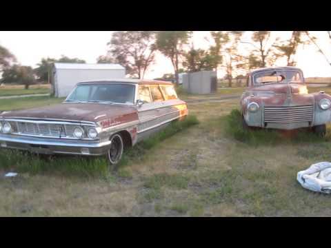 Topalante 133. Al alba en Gordon, Nebraska, EEUU.