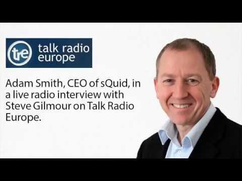 Talk Radio Europe Interview with Adam Smith
