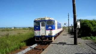 Hama-Atsuma station, hokkaido 浜厚真駅・勇払郡・北海道