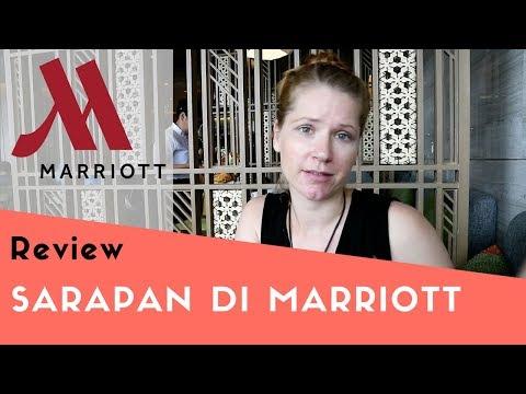 Sarapan di Hotel Marriott Jogja | Review| Hartono Mall | Ngopi dengan Nani