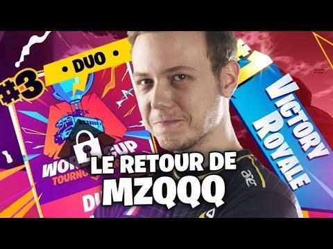 #3 QUALIFICATION DUO DEMI FINALE WORLD CUP ► LE RETOUR DE MZQQQ - partie 2