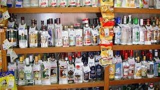 Весь виски и импортный алкоголь в России поддельный???