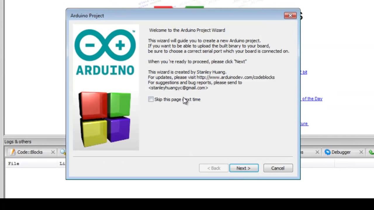 Arduino Simulator with Code Blocks