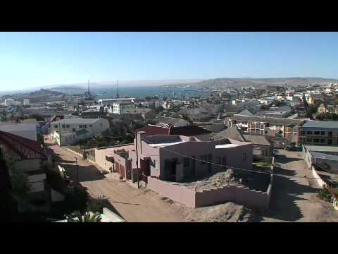 Luderitz Seaside town Namibia