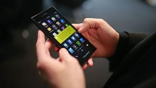 BlackBerry Reports Surprise Profit
