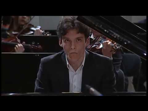 J. S. BACH – Concerto No. 1 in D minor, BWV 1052 played by Ignas Maknickas