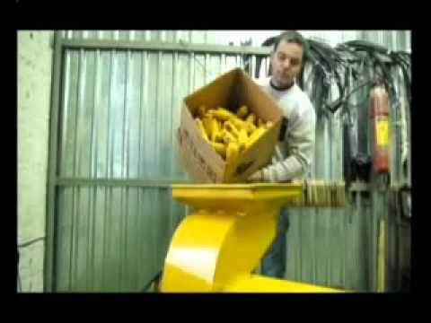 Молотилка кукурузная
