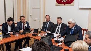 Sesja rady miasta w Ostrowi Mazowieckiej