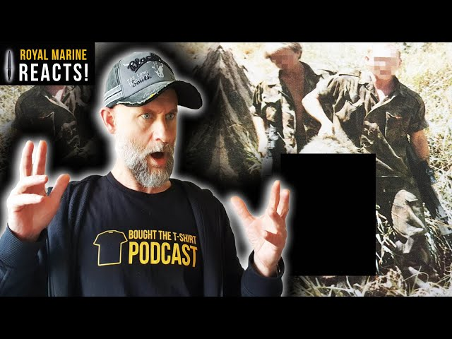 SAS Under Attack For Shooting Baboon | A Royal Marine Reacts