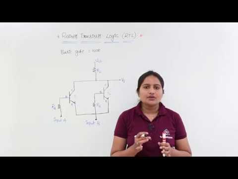 Resistor Transistor Logic (RTL)