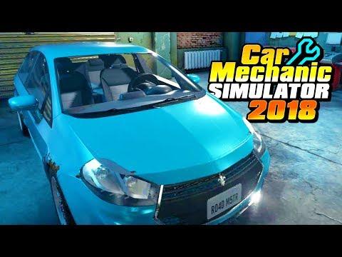 REPAIRING AN INTERNET CELEBRITY'S CAR, THE ROADMASTER! - Car Mechanic Simulator 2018 Gameplay Part 2