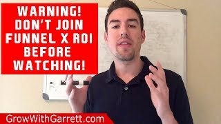 Funnel X ROI System Review 2019 - MUST Watch Before Joining!