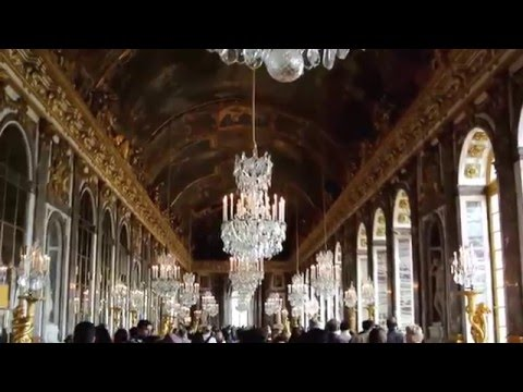 Things to do in Palace of Versailles Paris France 2015.