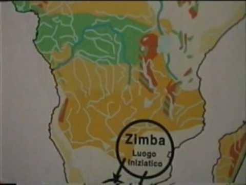 De Kongo à Congo (migration du peuple Kongo de l'Egypte jusque dans les terres actuelles )
